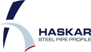 HASKAR STEEL PIPE&PROFILE