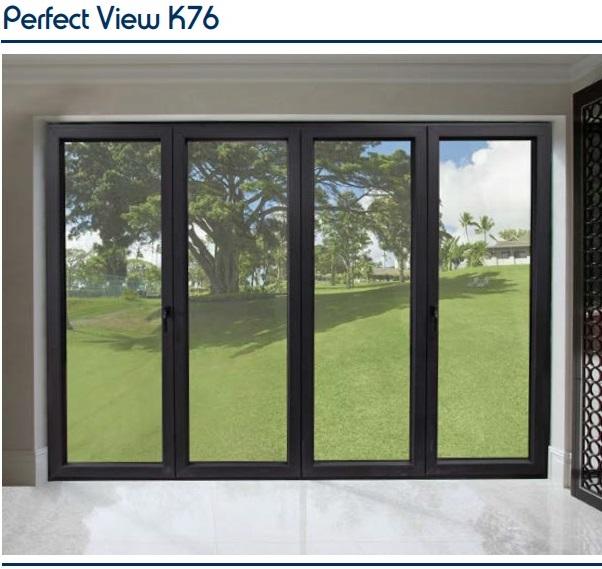 Folding doors Premium KN76